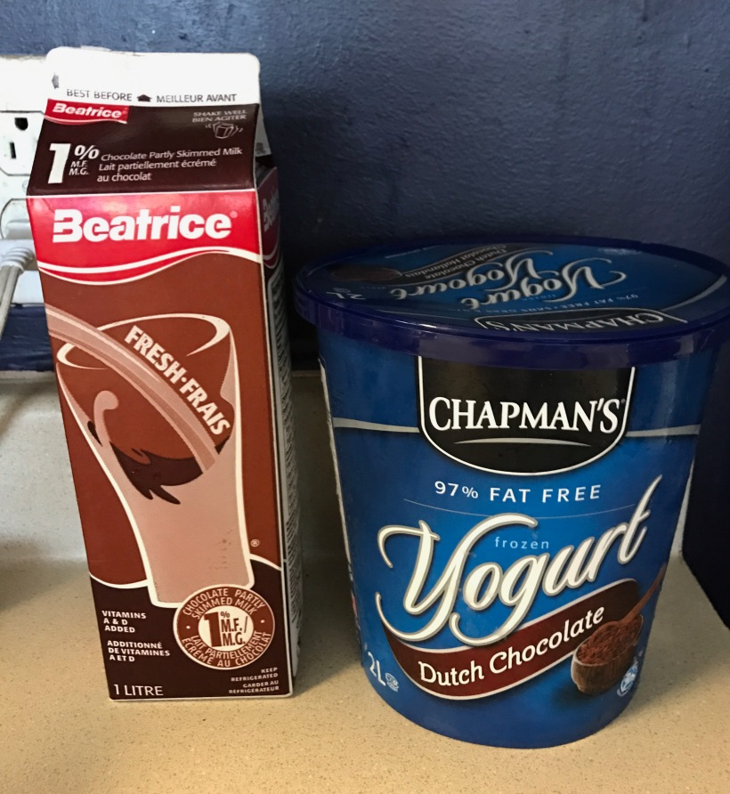 1% fat versus 97% fat-free